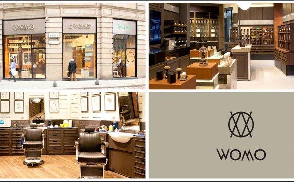 Салон Womo в Милане
