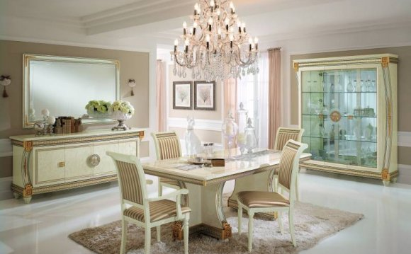 LIBERTY dining set with 4