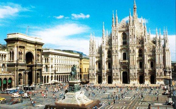 Милан недвижимость