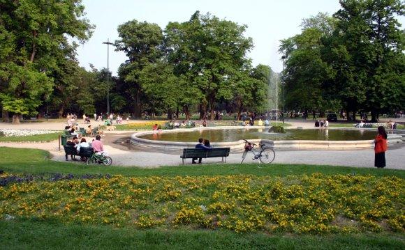Milano Giardini pubblici