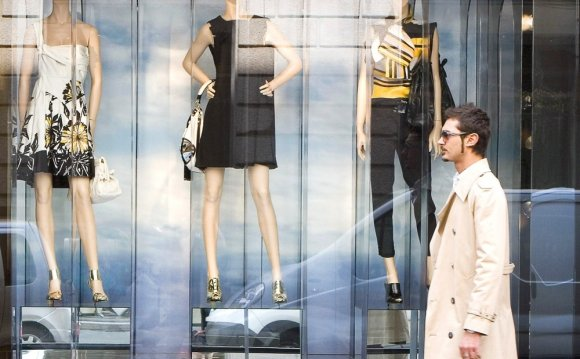 Photos of Milan shops | This