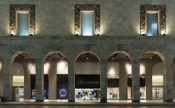 Шоппинг в Милане — Универмаг