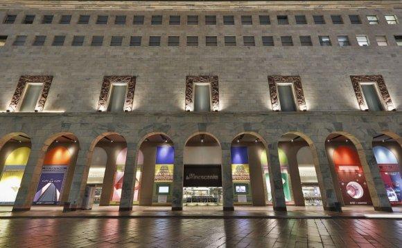 Торговый центр La Rinascente